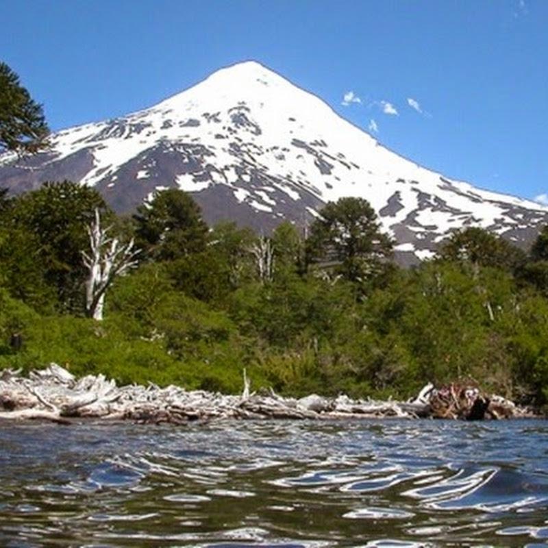 Leyendas y mitos patagónicos: el volcán Domuyo.