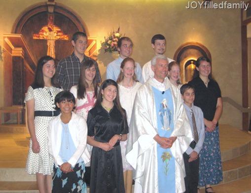 2008 hs graduation mass