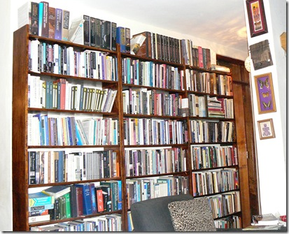 Book Shelf, Eric's