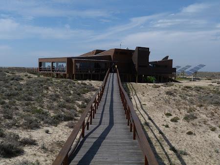 Obiective turistice Algarve: Insula desertica