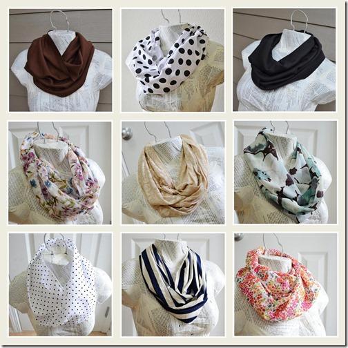 scarf sampler