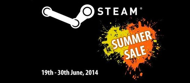 Steam Summer Sale 2014