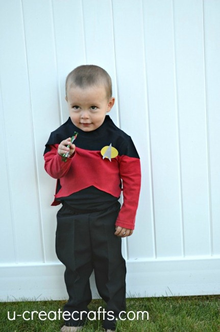 Star Trek Costume Tutorial