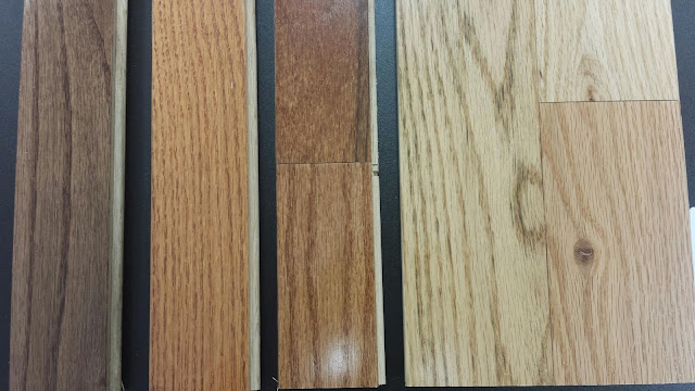 Available Colors of Forest Glen Oak Hardwood Flooring, NJ NYC