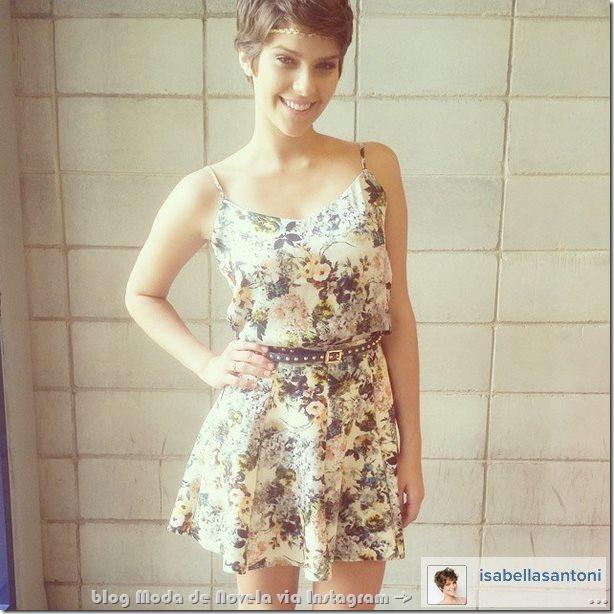 moda do programa encontro - isabella santoni no dia 14 de outubro de 2014 b