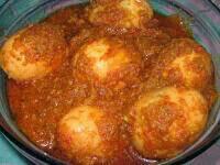 resep rendang telur
