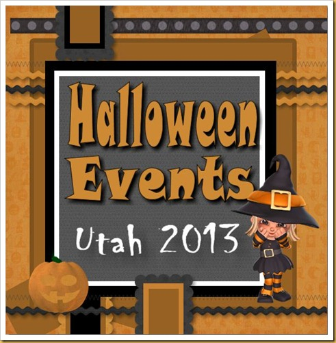 Utah Halloween Events 2013