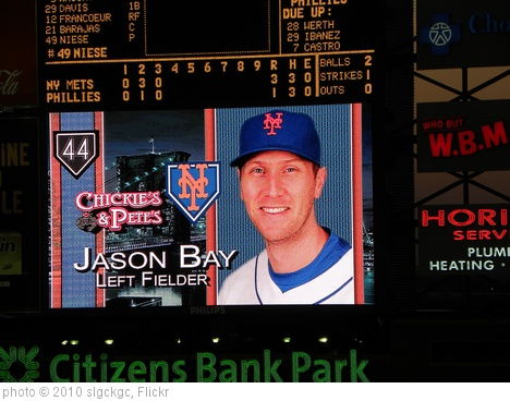 'Jason Bay' photo (c) 2010, slgckgc - license: http://creativecommons.org/licenses/by/2.0/