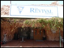 Australia, Coober Pedy, Underground Revivalist Church, 15 October 2012 (1`) (8)