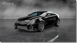 Cadillac CTS-V Coupe '11 (1)
