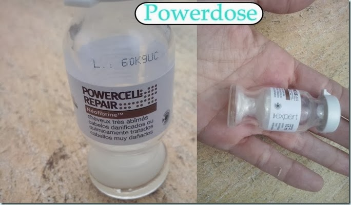 Ampola L'Oreal powercell