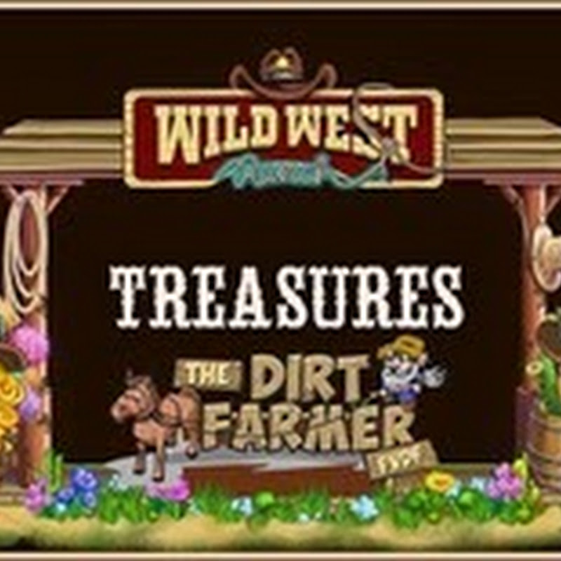 Farmville Wild West Ranch Farm Treasures and Parts by Expansion