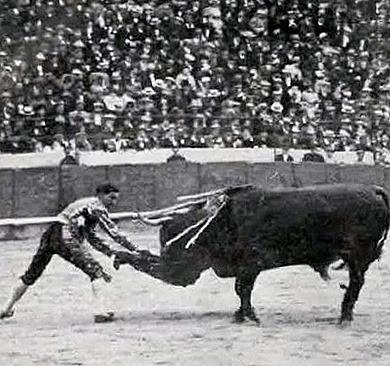 1914-05-06 La lidia Joselito Barcelona Prensa Miura