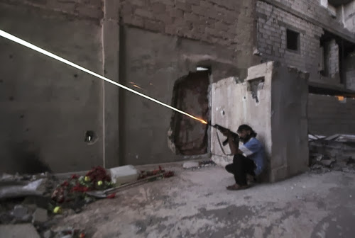Не химическое противостояние в Сирии