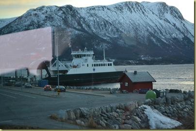 Ferry awaits