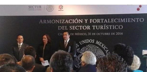 Turismo detona desarrollo económico SECTUR