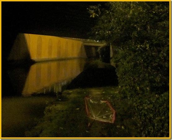 The Bridgewater Canal near Old Trafford