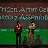 Black History Assembly 2011