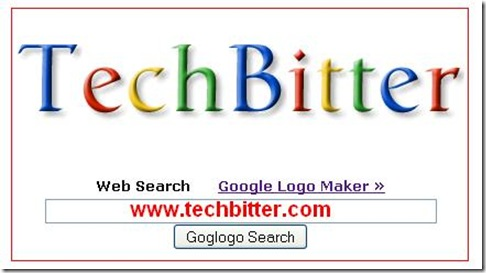 how to change google logo with your name blogtechblog