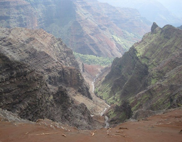To Waimea Canyon (38)