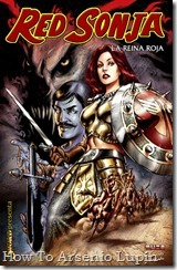 P00006 - RED SONJA - La Reina Roja