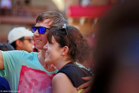 Festa del Palio.Siena, Toscana, Itàlia