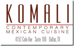Komali Logo