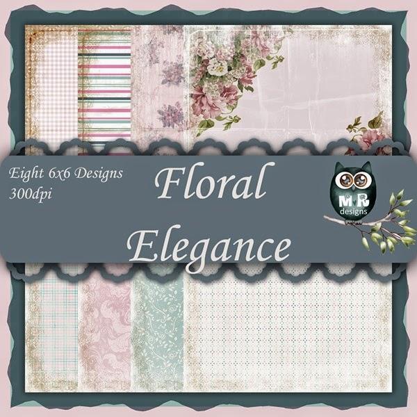 Floral Elegance Front Sheet