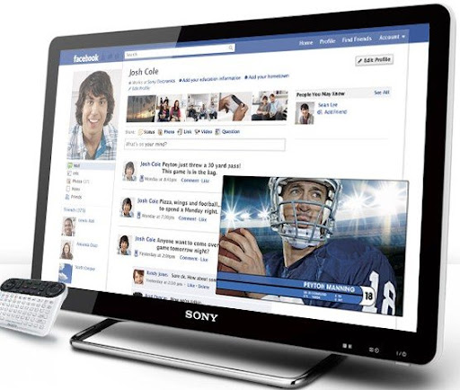 Sony Internet TV con Google TV 1