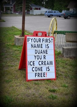 My name's Duane!