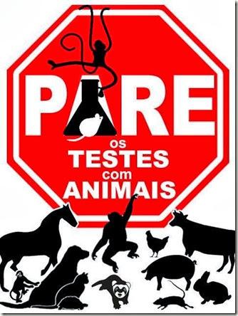 pare-testes-animais
