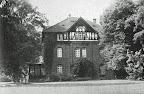"""Villa Upmann (Städtischer Besitz) im Stadtpark; aus J. Segelken """"Heimatbuch"""", 1938"""