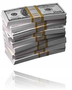 uang segepok