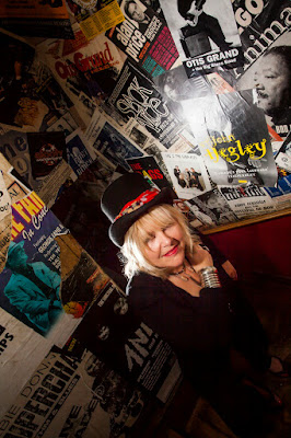 Connie Lush and Blues Shouter in concert