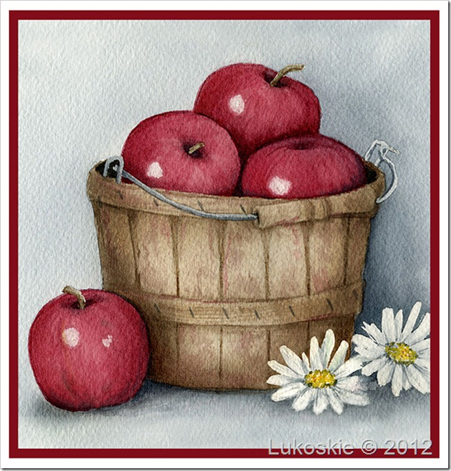 apples and daisies for blog