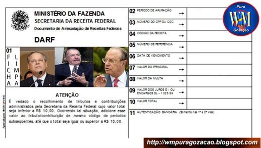 FLAGRANTE - Ad Imposto X Corruptos