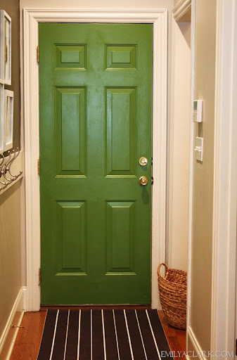 Painting Just One Door A Different Color May Be Just Enough To Completely  Change The Feel Of A Room. Have You Ever Tried Painting A Door In Your  House?
