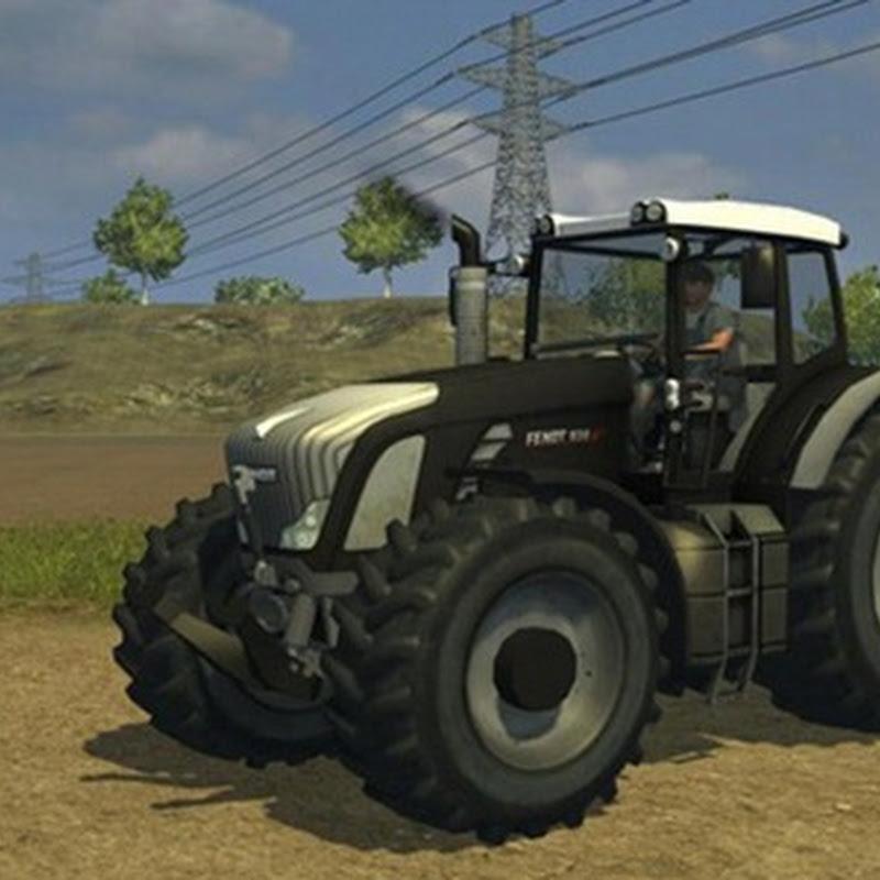 Farming simulator 2013 - Fendt 936 Vario BB Silver Edition