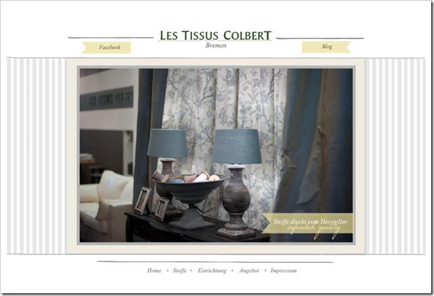 Les_Tissus_Colbert_Neues_Internetdesign