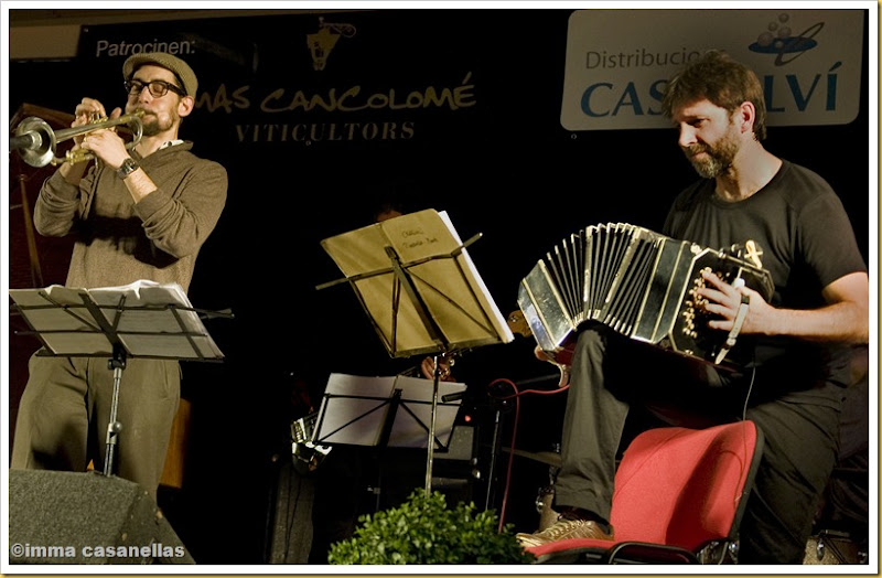 Raynald Colom i Marcelo Mercadante