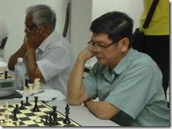 Subramaniam + Bernard Ng