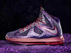 nike lebron 10 gr allstar galaxy 1 08 Release Reminder: Nike LeBron X All Star Limited Edition