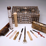 Pens, Tools and Storage boxes from Turkey, Iran and India