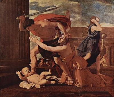 Nicolas Poussin - Priscila e Maxwell Palheta