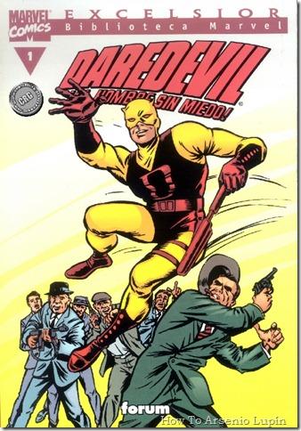 2012-03-30 - Biblioteca Marvel Daredevil
