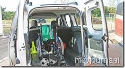 Dacia Dokker als rolstoelvervoer 02