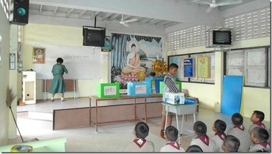 โรงเรียนบ้านรสำราญหินลาด005ปัจฉิมนิเทศ ป.6 2553