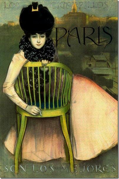 ramon casas i carbo_Montmarte_1901