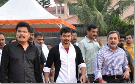 Nanban Audio Launch Stills