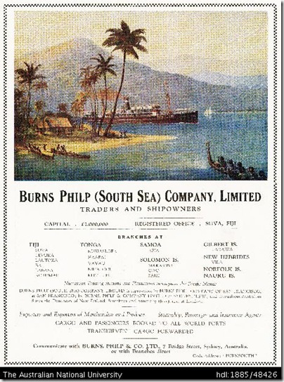 Burns Philp South Seas